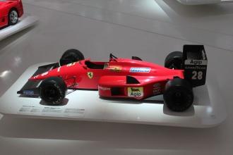 1987 F1 car