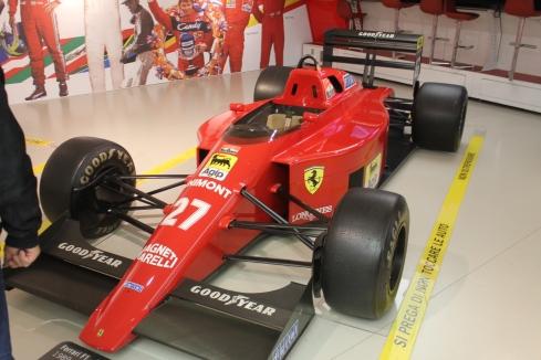 1989 F1 car