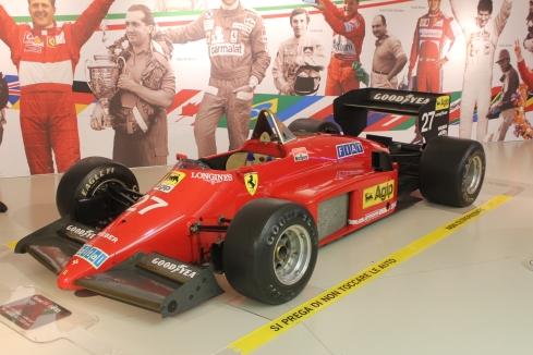 1985 F1 156