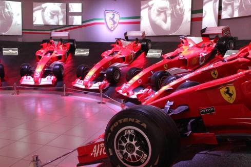 F1 Championship room