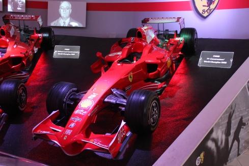 2008 F1 Constructor's Championship winner